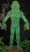 Huge Swamp Monster Woodcraft Pattern
