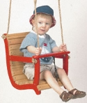 Kids Swing Woodworking Plan