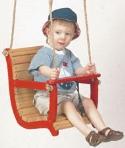 Kids Swing Woodworking Plan