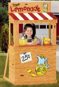 Take Apart Lemonade Stand Pattern