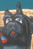 Layered Scottie Woodcraft Pattern