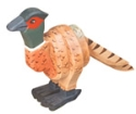Layered Pheasant Woodcraft Pattern