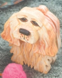 Layered Spaniel Woodcraft Pattern