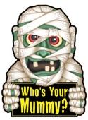 Mummy Magnet