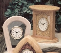 Deco-Fill Wooden Clocks Pattern Set #1