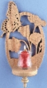 Butterfly Sconce Scroll Saw Pattern