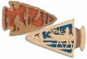 Arrowhead Coyote & Bull Elk Scroll Saw Patterns