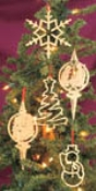 Holiday Ornament Patterns