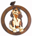 Puppy Scroll Saw Pattern