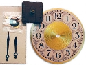 Eagle Wall Clock Kit