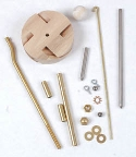 Whirligig  Parts Kit - Golfer