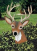 Buck In The Bush Woodcraft Pattern