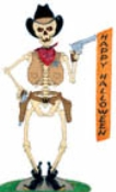 Cowboy Skeleton Woodcraft Pattern