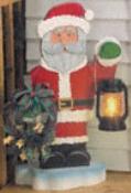 Welcome Santa Woodcraft Pattern