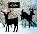 Deer Yard Shadow Pattern Set