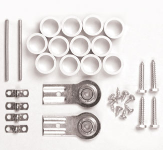 Halloween Ferris Wheel Parts Kit