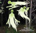 Ghostly Spirits Woodcraft Pattern