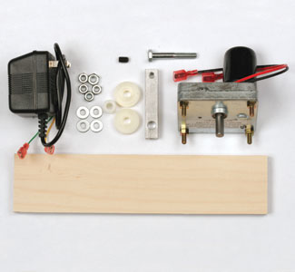 Teeter Totter Motor Kit