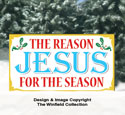 Reason for the Season Sign Pattern