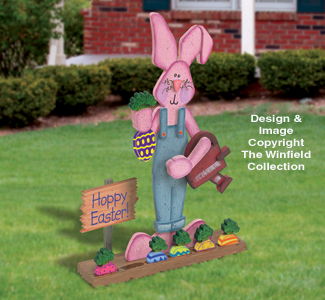 Easter Wood Crafts with free Patterns - Scrollsaw Project