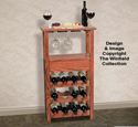 Wine Rack Wood Project Plan