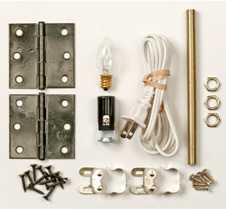 Gas Pump Hardware Kit
