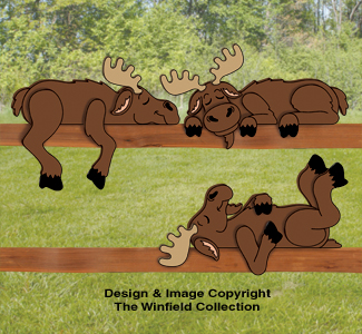 Moose Rail Pets Pattern