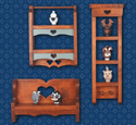 11 Country Heart Shelf Patterns