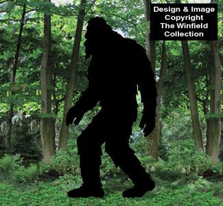 Bigfoot Woodcraft Pattern