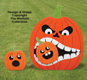Hungry Pumpkin #2 Pattern