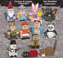 Sampler Patio Paver Pals Pattern Set