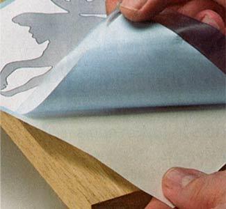 Scroll Saw Tape/Adhesive