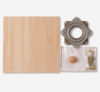 Tabletop Carousel Parts Kit