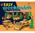 Easy Weekender's Toy Plans Book
