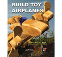 Build Toy Airplanes Pattern Book