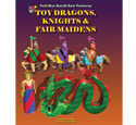 Toy Dragons Pattern Book