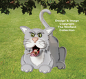 Hungry Cat Birdhouse Plans