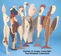 Slender Fellas Woodcraft Pattern