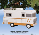 Motorhome Birdhouse Wood Plans