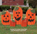 Landscape Timber Pumpkins Plan