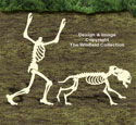 Skeleton Chase #2 Woodcraft Pattern