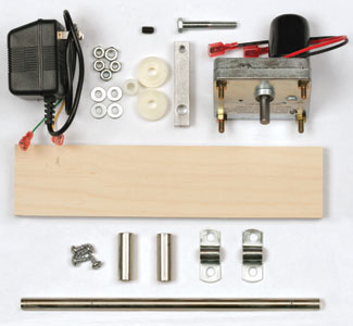 Teetering Motor and Hardware Kit