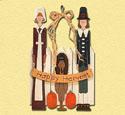 Thanksgiving Time Pattern