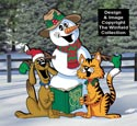 Caroling Capers Pattern