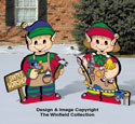 Dress-Up Darlings Eager Elves Outfits Pattern
