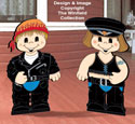 Dress-Up Darlings Bikers Outfits Pattern