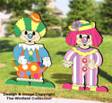 Dress-Up Darlings Clownin' Around Outfits Pattern