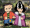 Dress-Up Darlings Franken-Couple Outfits Pattern