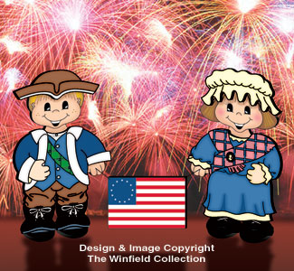 Dress-Up Darlings Presidential Outfits Pattern