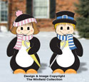 Dress-Up Darlings Penguin Kids Outfits Pattern